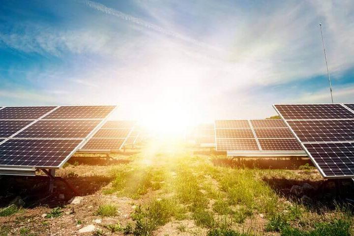 Energia solar bate recorde no primeiro semestre de 2021